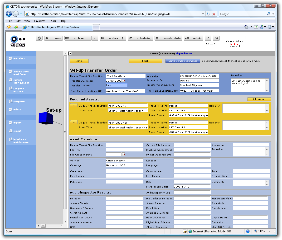 What is Workflow Management Software